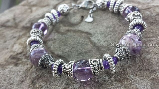 Genie Bracelet and Third Eye Chakra Charm Bracelet