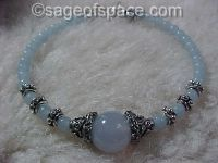 Blue Angel Bracelet