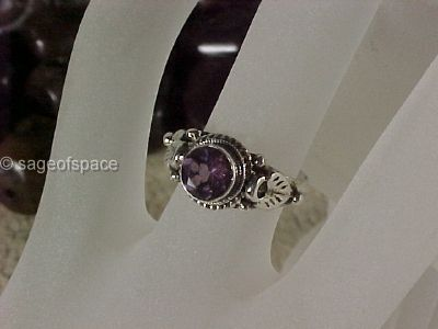 Amethyst Crystal Dream Ring & Instructions|Lucid Dreaming|Astral
