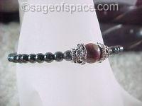 Hematite Protection Bracelet
