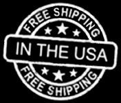 Free Shipping - ONLY in USA.