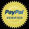 We accept PayPal, Google, and International Money Orders.